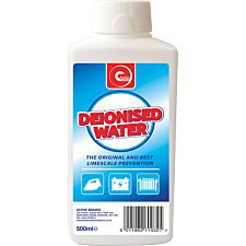 Homecare Essentials Deionised Water 500ml