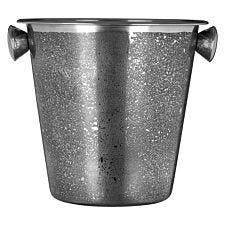 Premier Housewares Wine Bucket with Handles - Stainless Steel