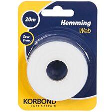 Korbond Hemming 20m Clip Strip