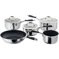 Stellar James Martin 5-Piece Non-Stick Saucepan Set
