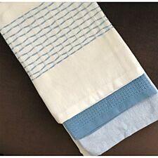 Le Chateau Blue Waffle Tea Towel - Pack of 3