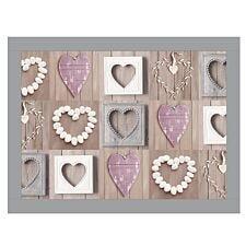 Pebble Hearts Lap Tray