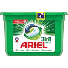 Ariel Original 3 in 1 Washing Pods