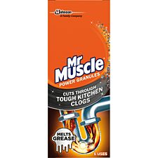 Mr Muscle Drain Granules - 250g
