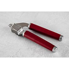 KitchenAid Garlic Press - Red