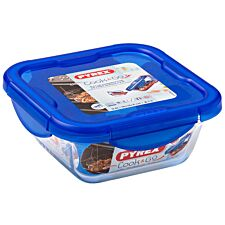 Pyrex Cook & Go Square Dish - 800ml