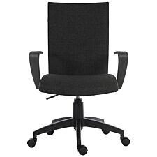 Teknik Work Chair - Black