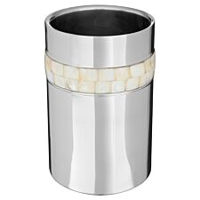 Premier Housewares Mother of Pearl Wine Cooler - Stainless Steel