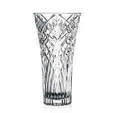 RCR 30cm Melodia Crystal Flower Vase - Clear