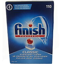 Finish Classic Dishwasher Tablets - 110 Pack