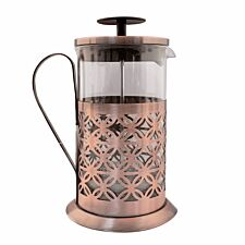 Robert Dyas Copper Coated 600ml Cafetiere