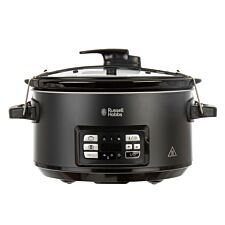 Russell Hobbs 25630 6.5L Slow Cooker with Sous Vide - Black