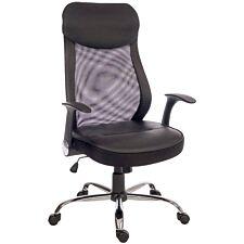 Teknik Curved Mesh Reclining Executive Chair - Black