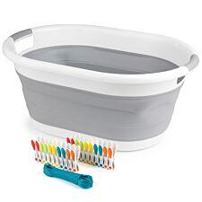 Beldray 3-Piece Caravan Laundry Combo Set