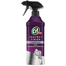 Cif Perfect Finish Anti Limescale Cleaner - 435ml
