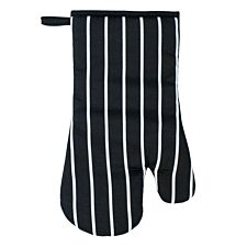 Butchers Stripe Single Oven Glove