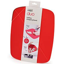 Joseph Joseph DUO Folding Chopping Board - Red