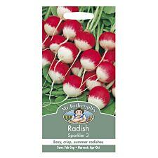Mr Fothergill's Radish Sparkler 3 Seeds