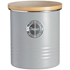Typhoon Living Sugar Storage Canister - Grey