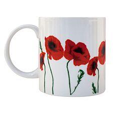 Poppy Ceramic Mug
