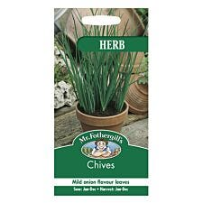 Mr Fothergill's Chives Seeds