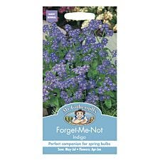 Mr Fothergill's Forget Me Not Indigo Seeds