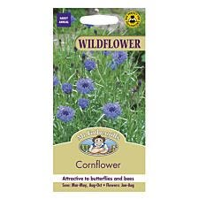 Mr Fothergill's Wildflower Cornflower Seeds