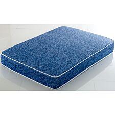 Comfy Deluxe Crib 5 Waterproof Mattress - Blue