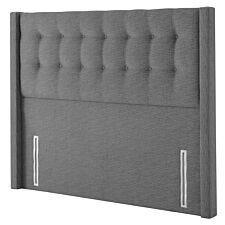 Silentnight Bloomsbury Headboard - Grey