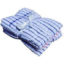 Terry Tea Towels - Pack of 3