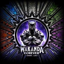 Wakanda Forever Dice Rolling Game