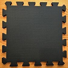 Warm Floor Workshop Tiling Kit - Black