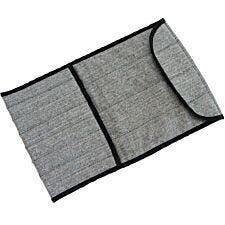 Korbond Lockland Herringbone Knitting Wrap