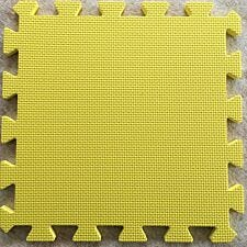 Warm Floor Playhouse Tiling Kit - Yellow