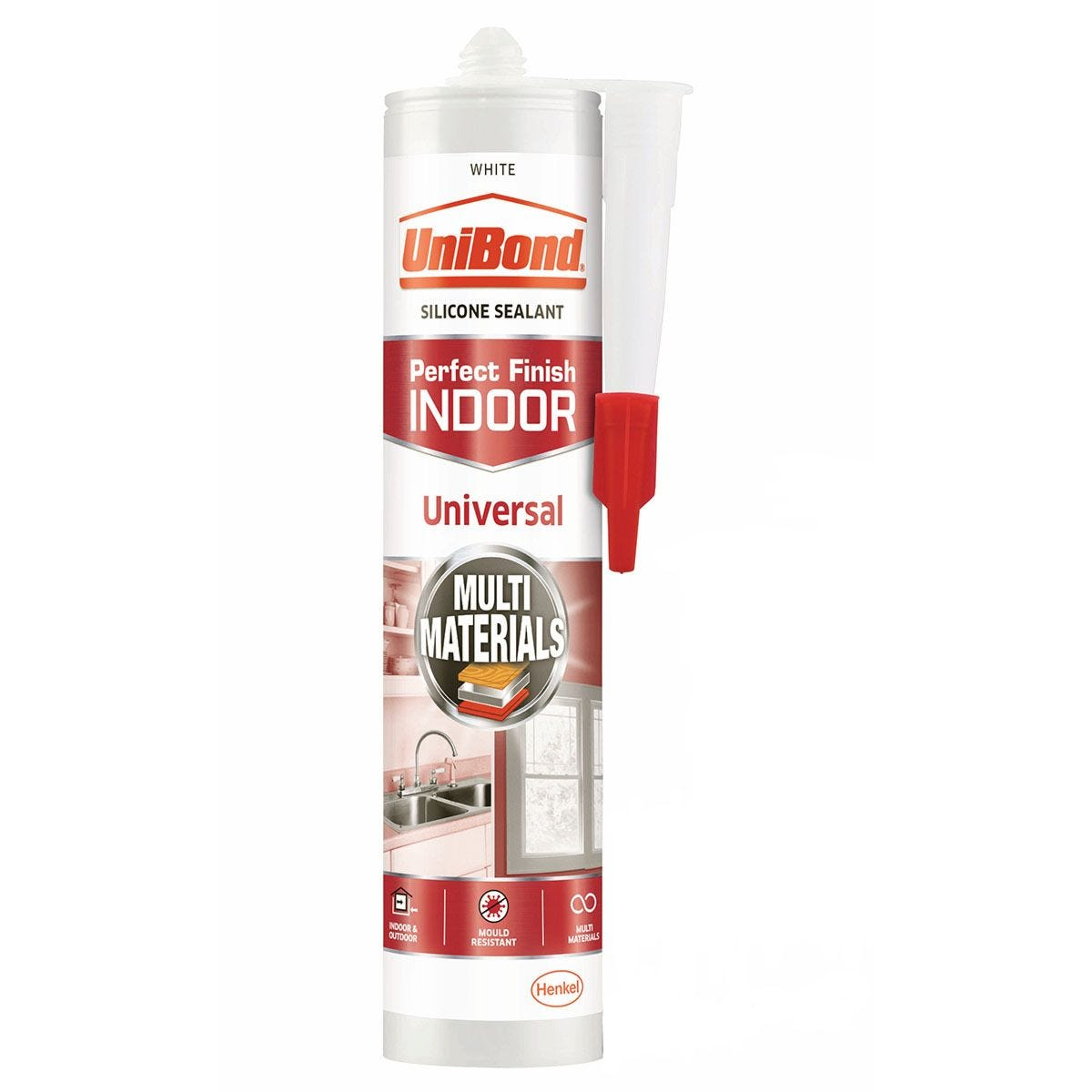 UniBond Universal Indoor Sealant - White