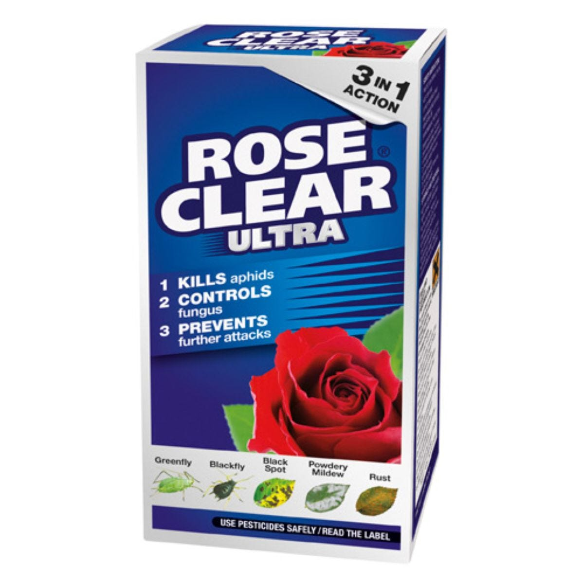 RoseClear Ultra 3-in-1 Concentrated Plant Protection
