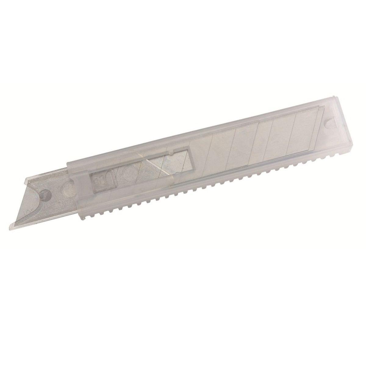 Stanley 18mm Snap-off Knife Blades - Dispenser of 5