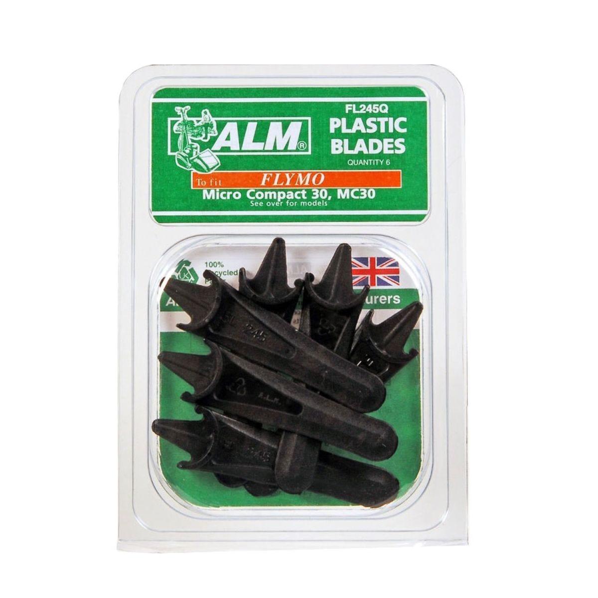 ALM Plastic Mower Blades