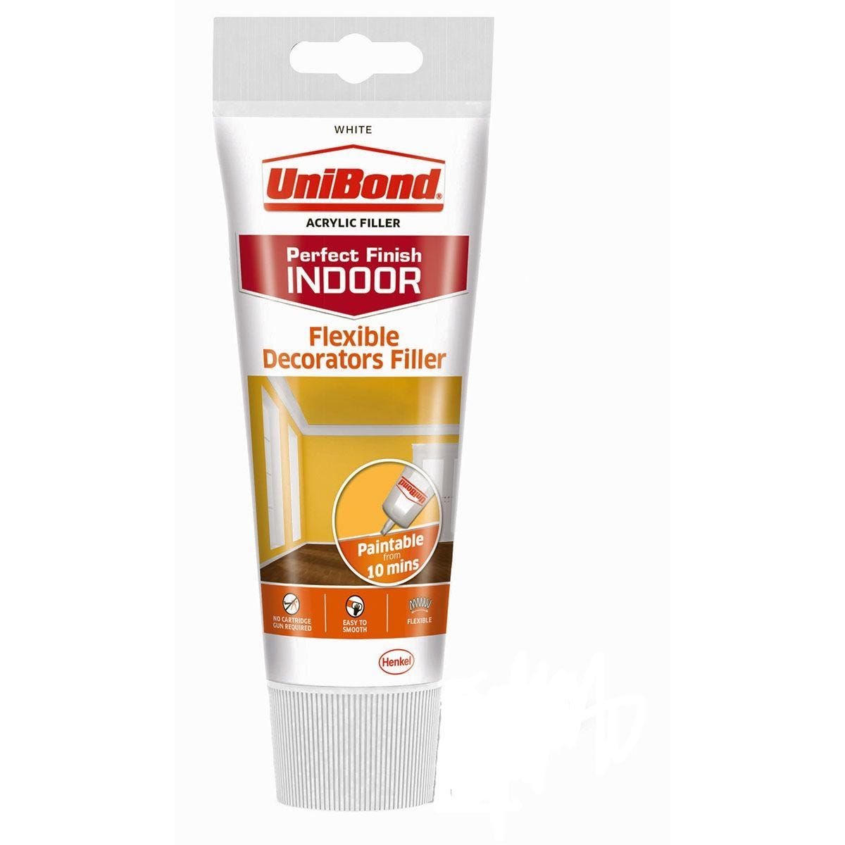 UniBond Flexible Decorators Filler Indoor Sealant - White