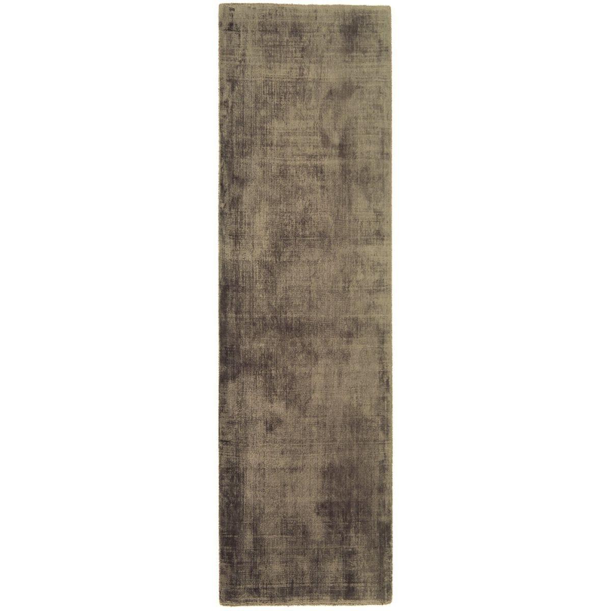 Asiatic Blade Runner Floor Rug, 240 x 66cm - Moleskin
