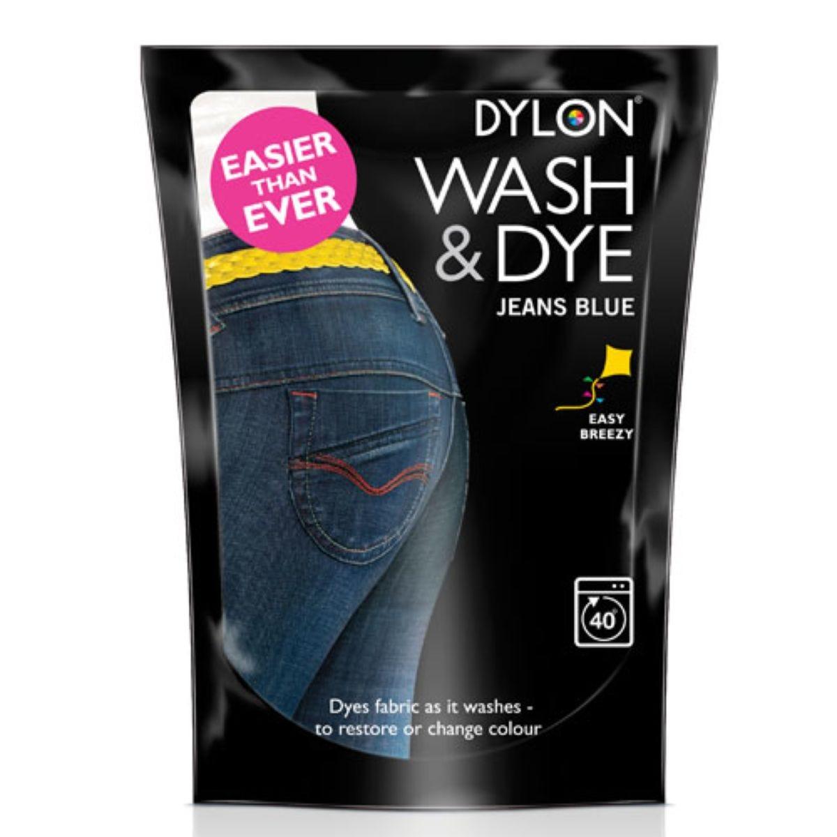 Dylon Jeans Blue Wash & Dye