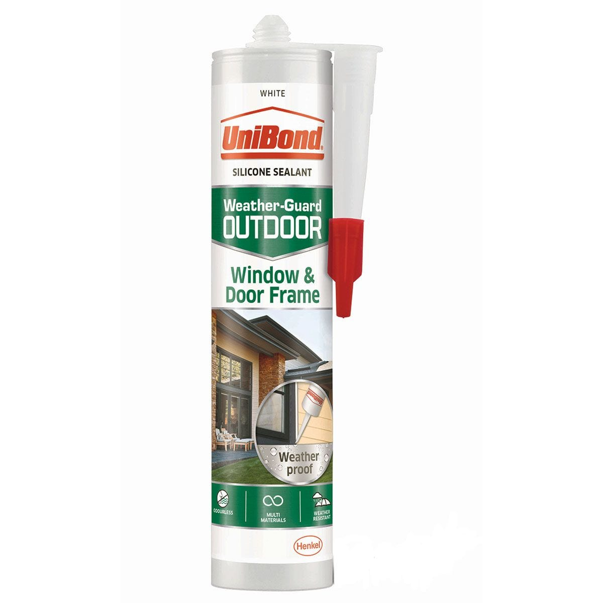 Unibond Window & Door Frame Outdoor Sealant
