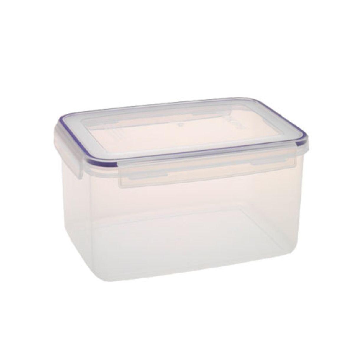 Addis Clip & Close Deep Container - 4.6L