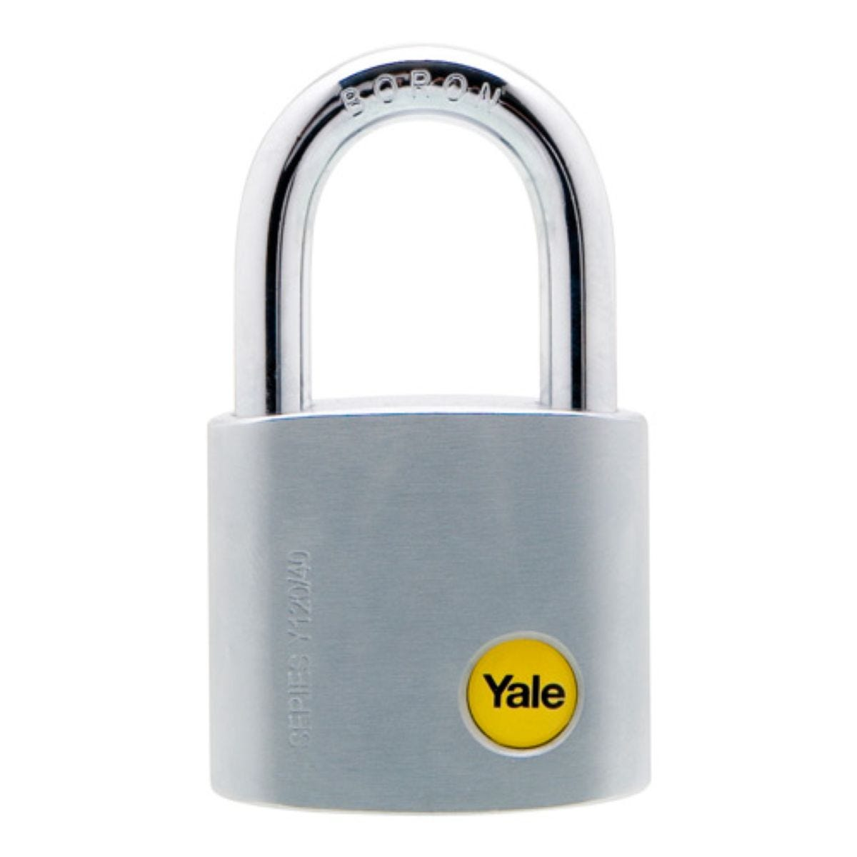 Yale 50mm Brass Padlock