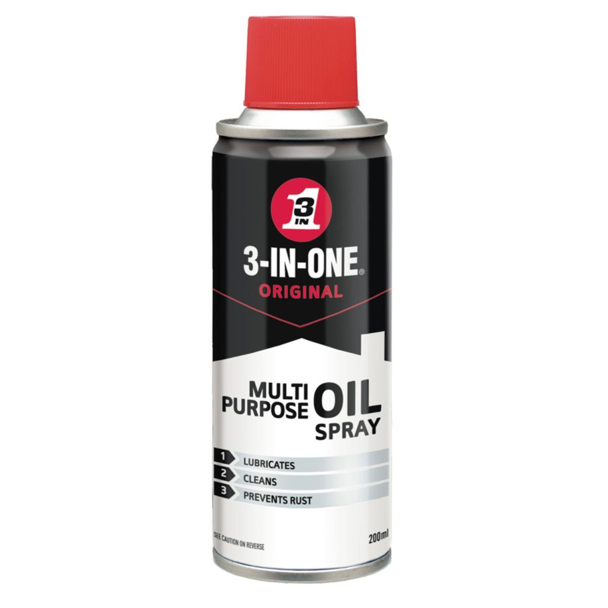 3-IN-ONE Multi Purpose Oil Aerosol 200ml