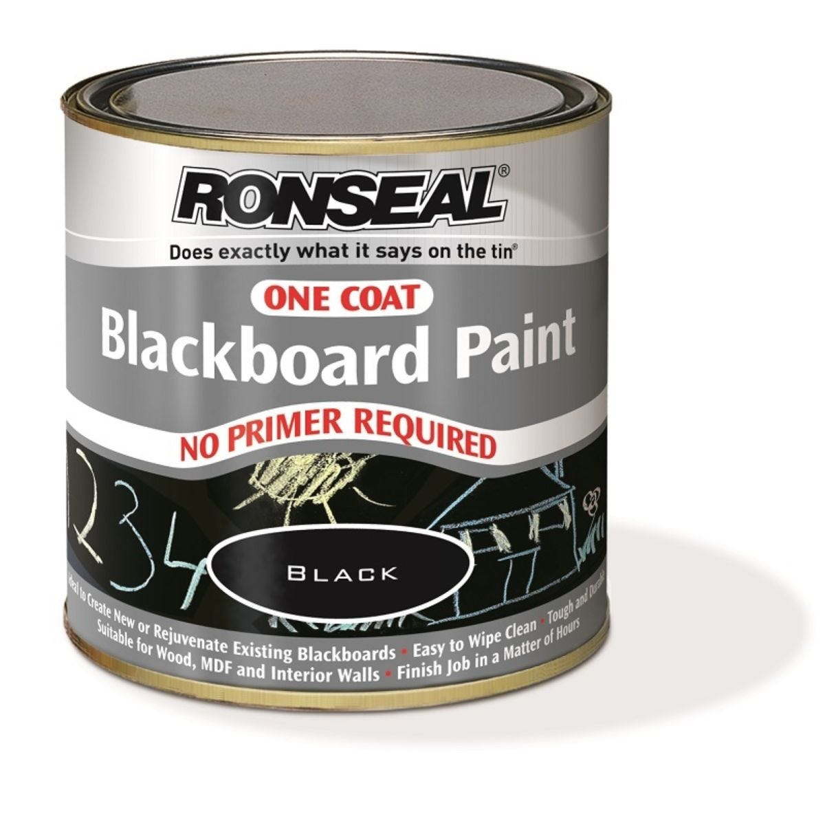 Ronseal Blackboard Paint 250ml