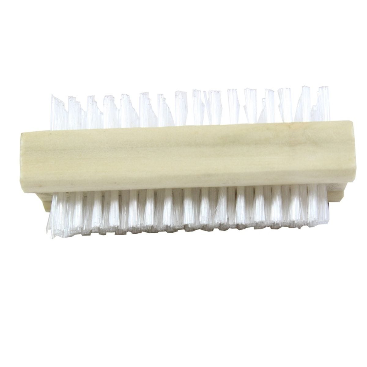 JVL Wooden Nail Brush