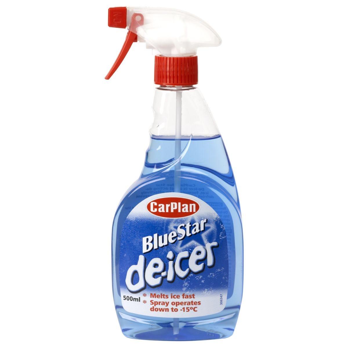 CarPlan De-Icer Spray - 500ml