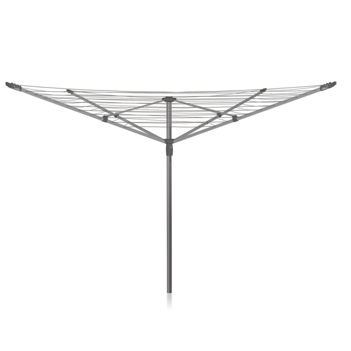 Addis 4 Arm 50m Rotary Airer