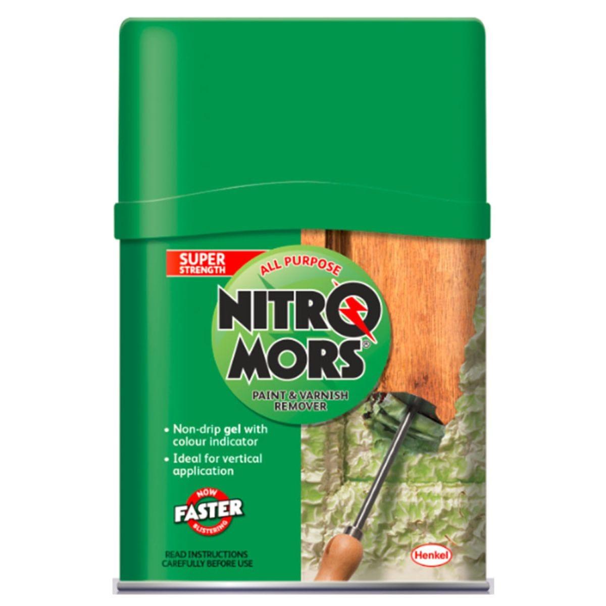 Nitromors Paint & Varnish Remover - 375ml